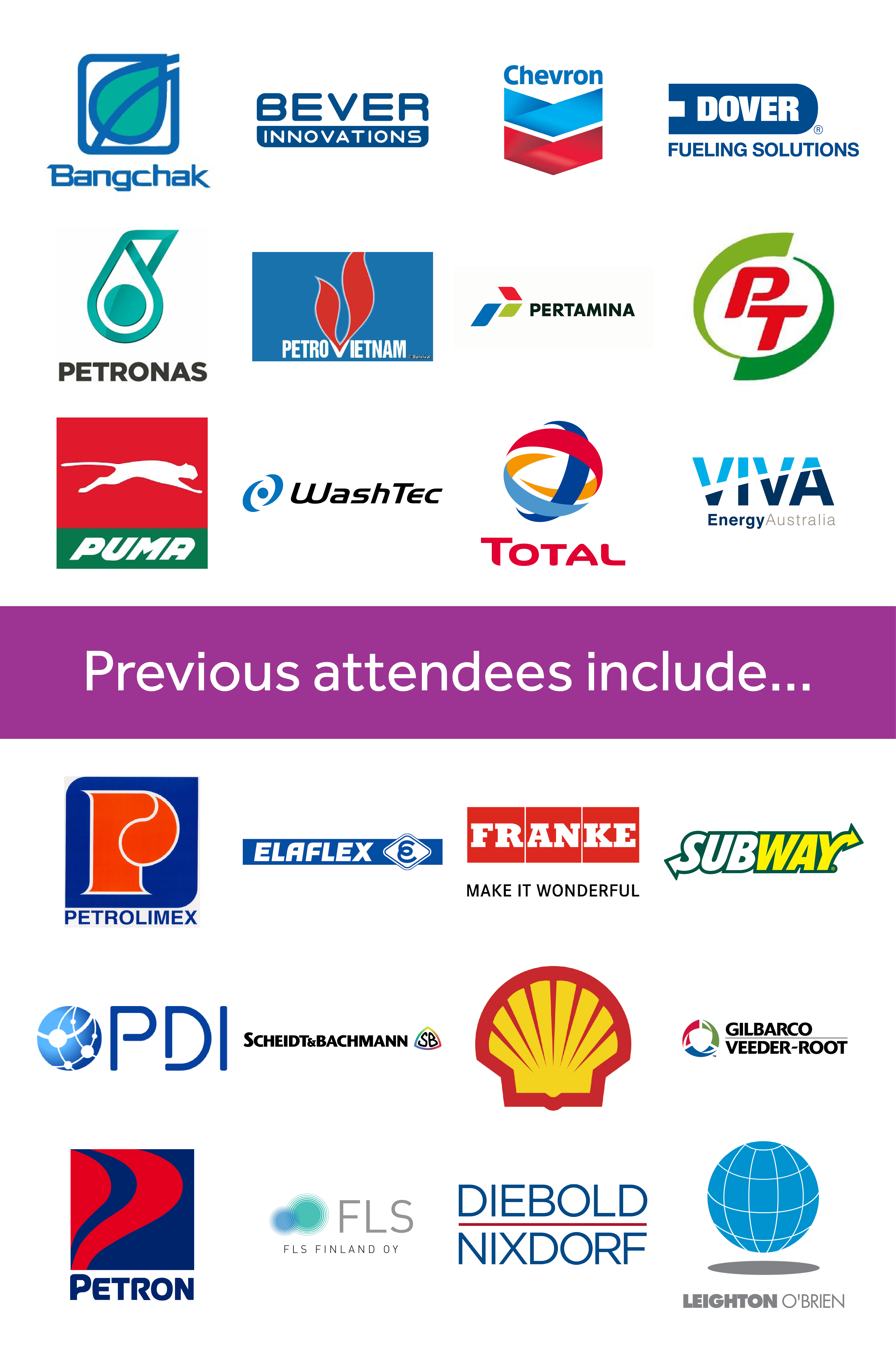 PetroForum APAC attendees