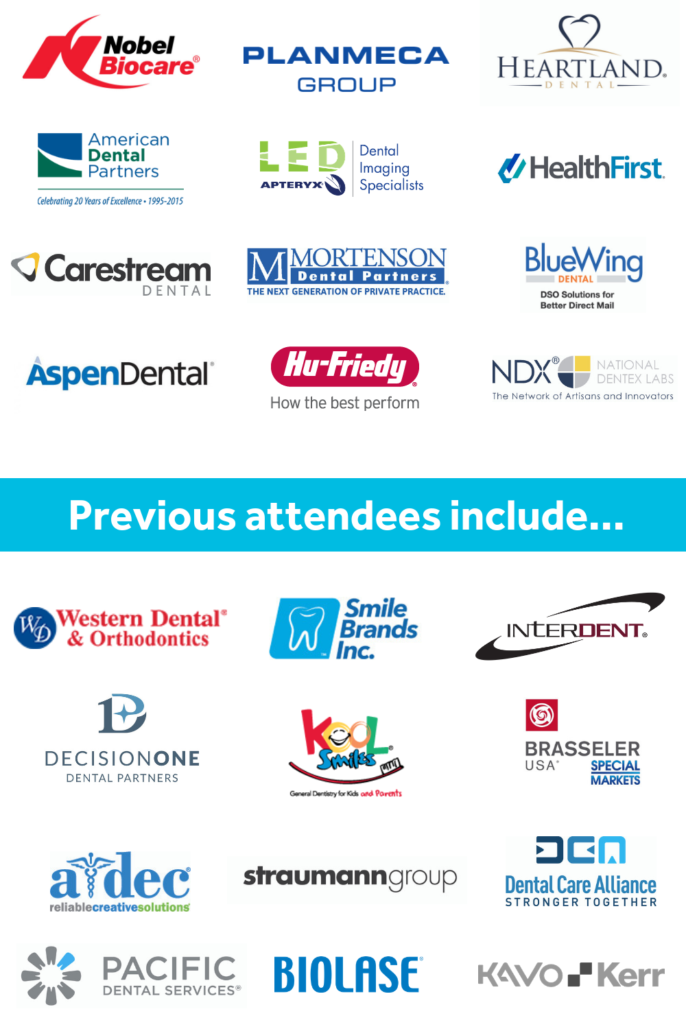 DSO, Aspen, Heartland, Event, Dentistry, dental, Dental Care Alliance, Pacific Dental, Western Dental, Great Expressions